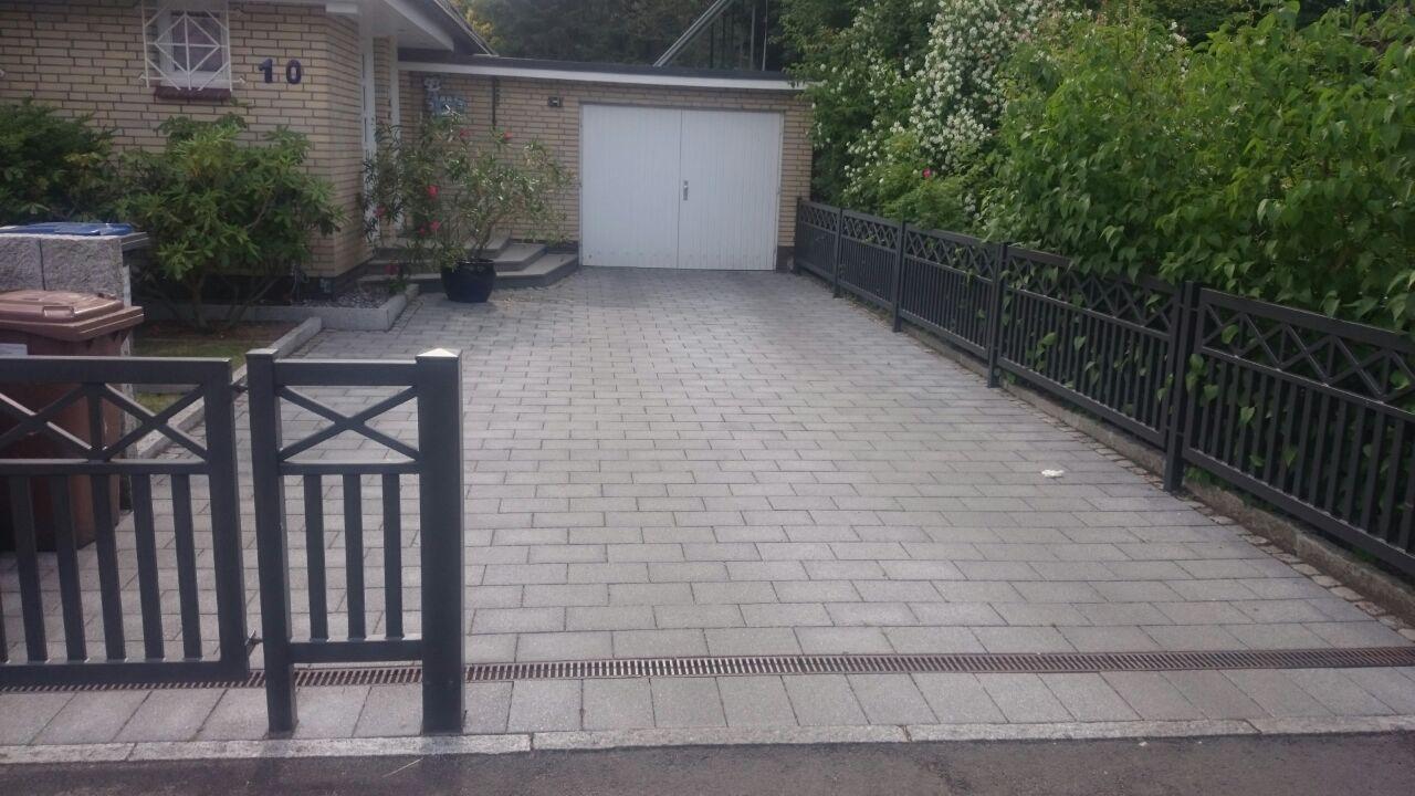 Gut gemocht Einfahrt und Auffahrt pflastern - Garten- und Landschaftsbau Landree DN13
