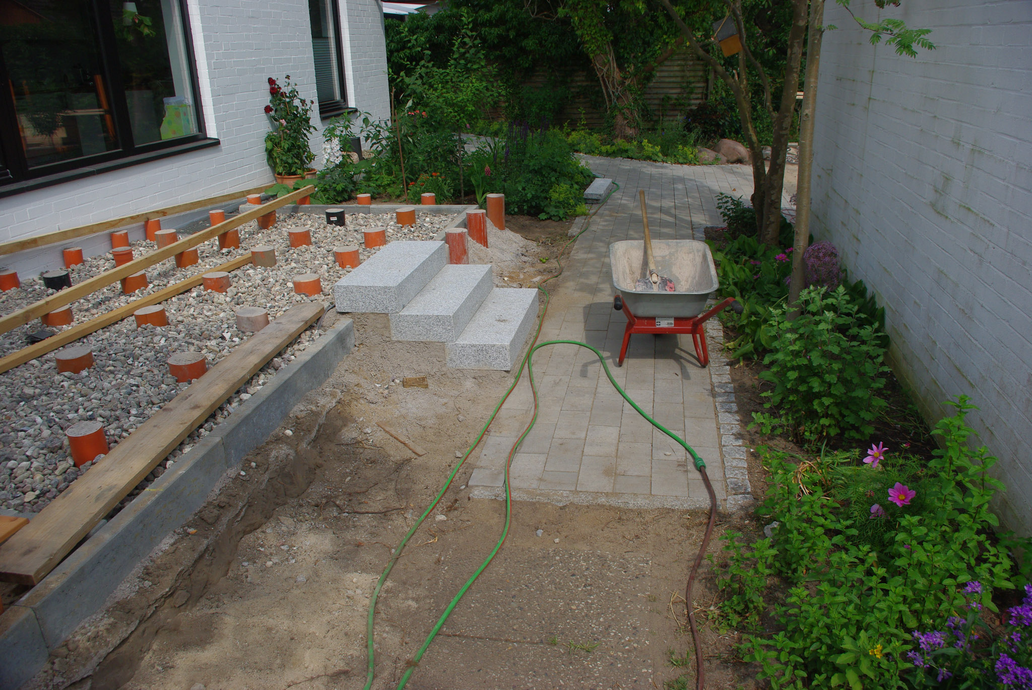 Holzterrasse-Schritt-3