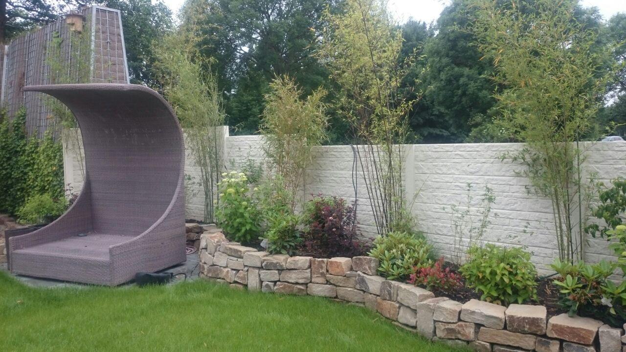 natursteinmauer bauen - beispielsweise einen friesenwall
